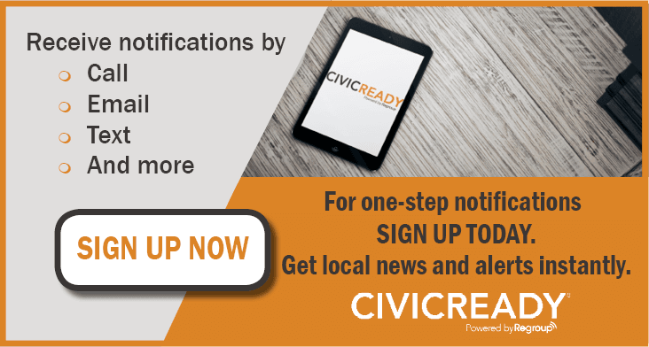 CivicReady Signup