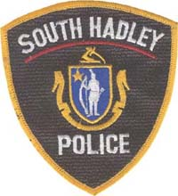 South Hadley Police Patch